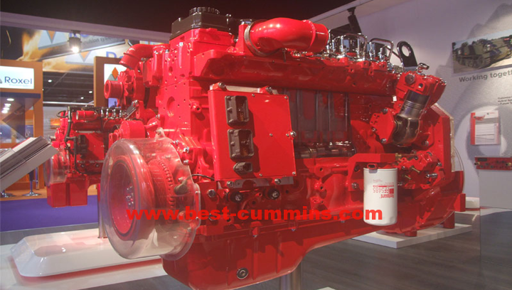 Cummins ISBe engine parts
